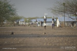 Daily life in Kakuma Refugee Camp and Kalobeyei Settlement.
